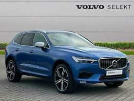 image for 2017 Volvo XC60 2.0 D4 R Design Pro 5Dr Awd Geartronic Auto Estate Diesel Automa