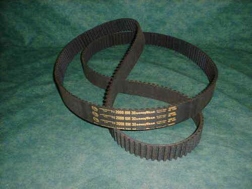 NEW Goodyear Cog Belt # 2000-8M-30 (25323-BT-B)