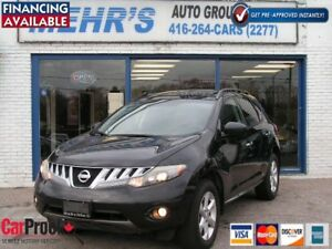 2009 Nissan Murano SL Loaded Dual Sunroof Push2Start