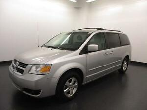 2009 Dodge Grand Caravan SXT DVD - B/Cam - StowNgo -Lease To Own