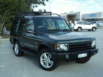 2004 Land Rover Discovery Series II Green 4 Speed Automatic Wagon Maddington Gosnells Area Preview
