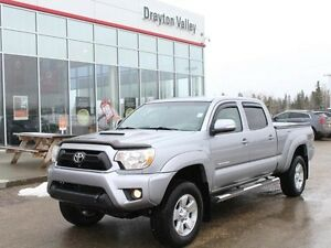 2014 Toyota Tacoma TRD Sport with Leveling kit!