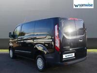 2014 Ford Transit Custom 2.2 TDCi 125ps Low Roof Trend Van Diesel black Manual