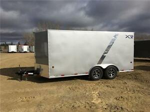 2017 Southland/Royal XR 8x18 Car Hauler - 2 colors to pick from!