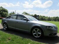 2009 (09) Audi A6 Saloon 2.0TDI ( 170PS ) S Line