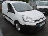 Citroen Berlingo 1.6 E-Hdi Airdream 625Kg Lx 90Ps DIESEL MANUAL WHITE (2014)