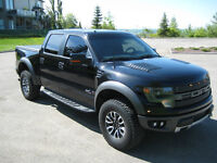 2013 Ford F150 Roush Supercharged SVT Raptor (PRICE REDUCED)
