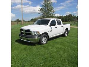2014 RAM 1500 ST 4WD with Low Low Mileage!