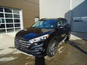 2018 Hyundai Tucson AWD ULTIMATE TURBO Heated steering wheel, He