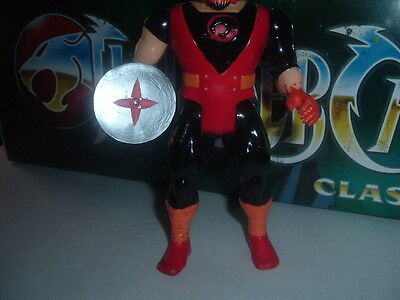 ThunderCats Hand Made Toy Weapon - LYNX-O's Light Shield - Complete your figure! (Toy Shields)