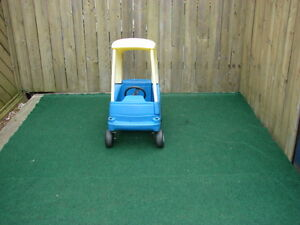 Little tike coupe car