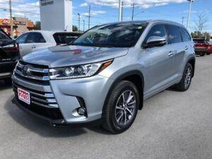 2018 Toyota Highlander XLE XLE+REMOTE START!