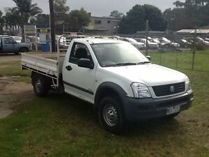 2005 Holden Rodeo White Utility Hastings Mornington Peninsula Preview