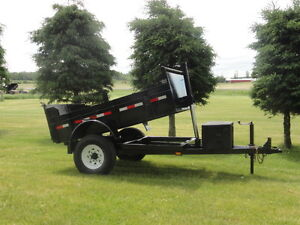 DUMP TRAILERS FOR SALE!