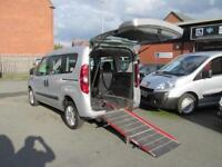 Fiat Doblo wheelchair accessible, disabled access, mobility vehicl, WAV