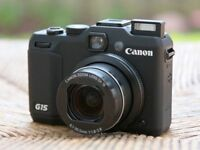 Canon PowerShot G15 REDUCED PRICE !