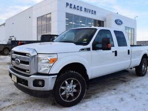 2011 Ford F-250 XLT 4x4 SD Crew Cab 8 ft. box 172 in. WB
