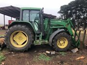 Tractor John Deere 110 hp 6cly loader Richmond Hawkesbury Area Preview