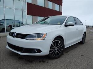 2013 Volkswagen Jetta Sedan TDI HIGHLINE