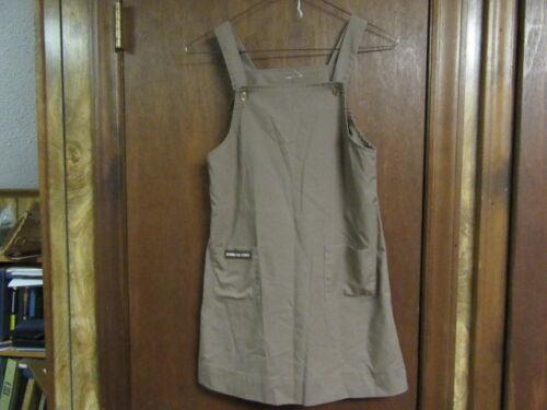 Brownie Scout Dress,       A214