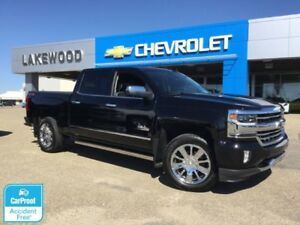 2018 Chevrolet Silverado 1500 High Country 4x4 Crew (Wifi, Nav,