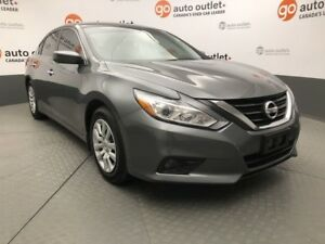 2017 Nissan Altima 2.5 4dr FWD Sedan