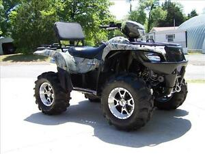 Looking for 4x4 atv