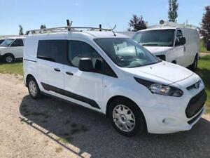 2015 Ford Transit Connect $4K UPFITTED, LOADED, EXTENDED, NICE