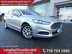 2013 Ford Fusion SE ACCIDENT FREE w/ NAVIGATION & HEATED FRON...