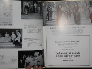1960  St. Pauls college high school year book   Winnipeg Cambridge Kitchener Area image 2