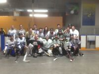 ball hockey team in whitby/oshawa needs players