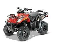 NEW 2014 ARCTIC CAT BLOW OUT SALE,INTEREST AS LOW AS 1.99 %