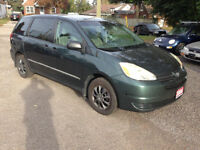 2004 Toyota Sienna CE 7 Passenger Minivan, Van Kitchener / Waterloo Kitchener Area Preview