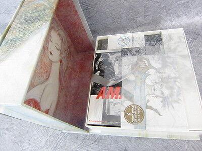 AMANO YOSHITAKA Final Fantasy THE SKY Sora Book Complete Art Set Japan Ver *