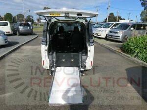 2020 Toyota Voxy ZRR80 White Automatic Wagon Bayswater Knox Area Preview