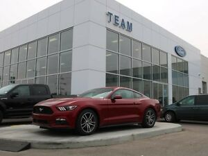 2017 Ford Mustang 2.3L Ecoboost, 100a pkg, SYNC, Reverse Camera,