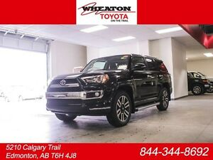 2016 Toyota 4Runner LIMITED, REMOTE STARTER, NAVIGATION, LEATHER