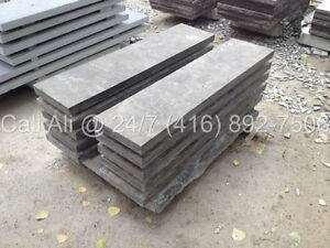 Antique Black Wall Coping Black Limestone Wall Coping Capping