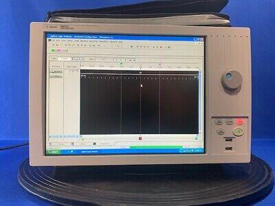 HP-Agilent Logic Analyzer 16801A w/ OPT 101,102,111