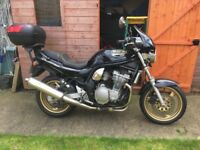 Lovely 98 Suzuki bandit 600n with low miles