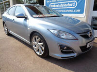 Mazda Mazda6 2.2D ( 180ps ) Sport Full S/H finance Available P/X Swap