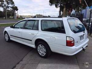 2008 Ford Falcon Wagon Kingsville Maribyrnong Area Preview