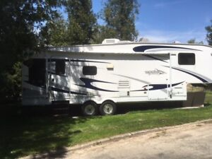 5th Wheel Trailer Home-Price Reduced!!!!!!!!!!
