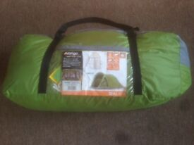 5 Person, Vango, Zeal 500, tent. 3000HH, fire retardent, with porch. 2years old, perfect condition.