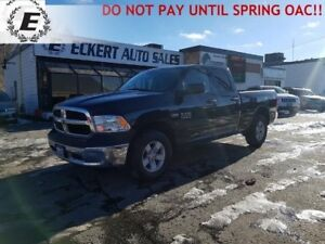 2017 RAM 1500 ST WITH LOW LOW KMS