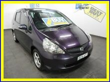 2007 Honda Jazz GD MY06 VTi Purple 7 CONSTANTLY VARIABLE TRANSMISSION Hatchback Cabramatta Fairfield Area Preview