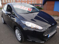 """13 FORD FIESTA 1.5TDCi ( 75ps ) STYLE """"""""TAX EXEMPT """""""""""