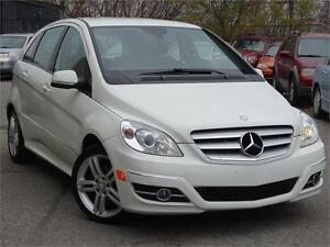 2009 Mercedes-Benz B-Class Turbo - Accident free