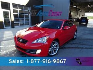 2010 Hyundai Genesis Coupe 3.8 LEATHER SUNROOF