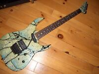 GUITARE LADO SUPER STRAT SUPERBE CONDITION